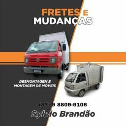 Título do anúncio: FRETES E MUDANÇAS EM PETROLINA/JUAZEIRO E REGIÃO DO VALE DO SÃO FRANCISCO