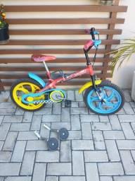 Título do anúncio: Bicicleta Caloi Hot Wheels aro 16