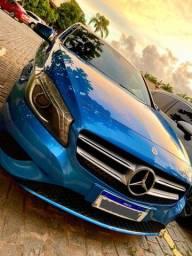 Título do anúncio: Mercedes A200 - 1.6 TURBO URBAN - Azul