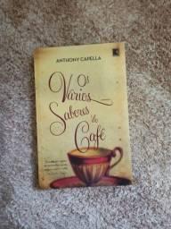 """Livro """"Os vários sabores do café"""""""