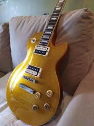 Título do anúncio: Guitarra Eko Gold Top