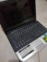 Notebook HP Compac Presario CQ40-614BR