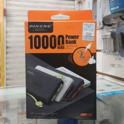 Título do anúncio: Carregador portátil Bateria portátil Pineng 10.000mAh