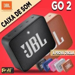 Caixa de Som Buetooth - Go 2 JBL