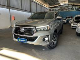 Toyota Hilux Srv Flex 4x4 2020 Garantia de Fabrica