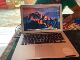 MacBook Air 13 sem nenhuma marca de uso isso é uma capa