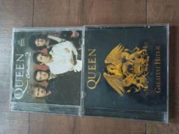 2 cds Queen