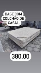Título do anúncio: PROMOÇÃO CAMAS DE CASAL COM COLCHÃO TAMANHO PADRÃO