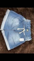 Short jeans FEMININO        36 ao 44 TAMANHO