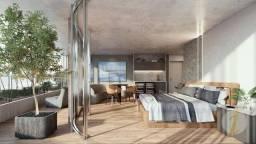 Título do anúncio: Flat com 1 dormitório à venda, 26 m² por R$ 379.000,00 - Cabo Branco - João Pessoa/PB