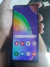 Samsung A31 128 GB novo Impecável