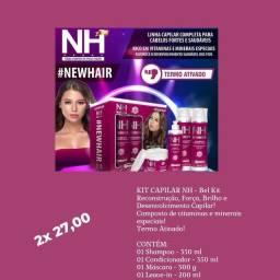 Kit NH para Cabelos