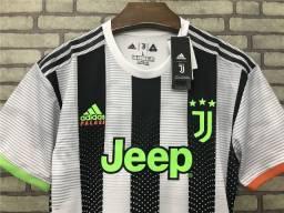 Camisa Juventus X Palace 2019/2020 (Edição Especial)