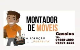 Título do anúncio: Montador de móveis em geral