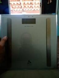 Balança Digital pesa até 180kg ( mt nova )