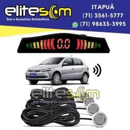 Título do anúncio: Sensor de Estacionamento com Display instalado na Elite Som