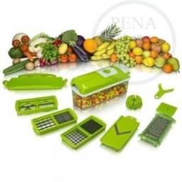 Título do anúncio:   Maquina de salada Super Kit 8 em 1 Art House IZ845