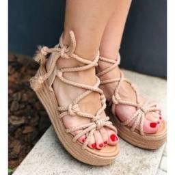 Título do anúncio: sandália de corda