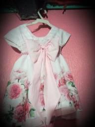Vestido de princesa  de 1 ano