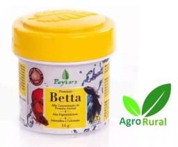 Título do anúncio: Poytara Betta Premium 14gr. Ração Especial Para Peixes Betta.