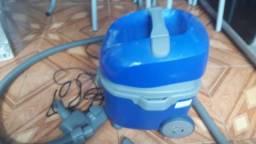 Lavadora vap e aspirador de po semi novo
