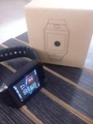 Smart Watch DZ09 com Localizador / Cartão de Celular / Pedômetro e