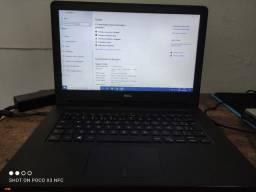 Notebook Dell Inspiron 5468 i3 6ª geração