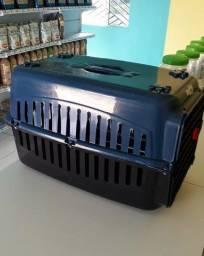 Título do anúncio: Caixa de transporte cães e gatos