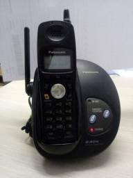 Telefone sem Fio com secretária eletrônica Panasonic