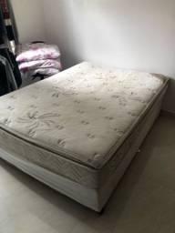 Título do anúncio: Vendo cama box casal