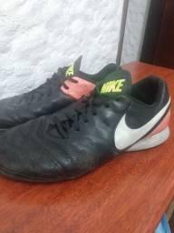 Título do anúncio: Chuteira Nike Tiempo X Original