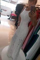 Título do anúncio: Vestido Branco Agillità