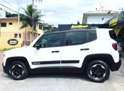 Jeep renegade 1.8 flex automático + Couro ano 2016