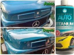 Cristalizador Para Pinturas Automotivas - Auto Titanium