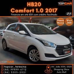 HB20 Comfort 1.0 2017
