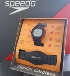 Oferta Relógio Speedo Monitor Cardíaco Duas Cores De R$ 380,00 por R$ 189,90
