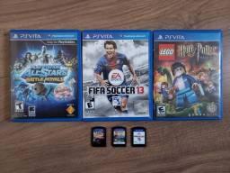 PS Vita Jogos