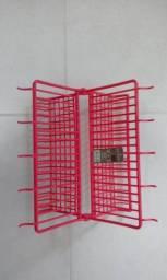 Escorredor de louça Vermelho