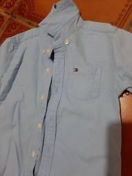 Camisa linda  12 a 18 mesees