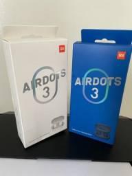 Redmi Airdots 3 - Lacrado e com garatia