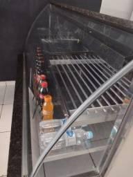 Título do anúncio: Vendo balcão freezer
