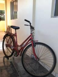 Bicicleta Caloi Feminina da Década de 80