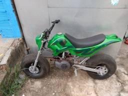 Título do anúncio: Mini moto big weel