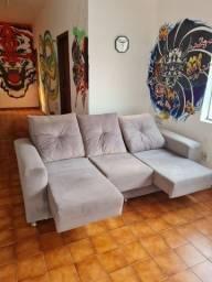 Título do anúncio: Sofa retratio semi novo
