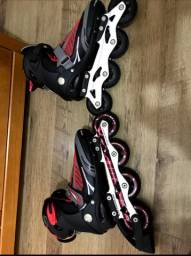 Patins roller tamanho 38
