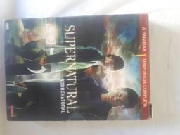 Vendo DVD Supernatural