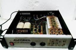 Conserto de amplificador
