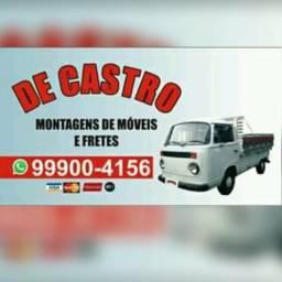 Frete + montador de móveis - orçamento via Whatsapp 21 99900-4156 todo Rio de Janeiro