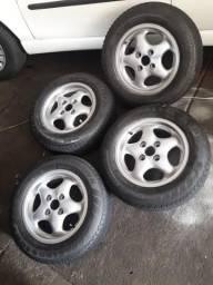 Rodas de carro (ideal para celta e corsa)