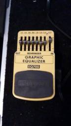 Pedal Graphic Equalizer